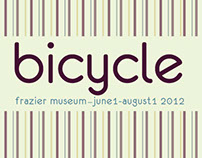 Frazier Museum Bicycle Exhibit