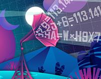 Planet Fabulon - Logo Development and Event Promotion