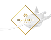 My Dental Clinic x brand design