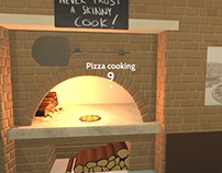 Pizza Chef VR - Unity3D Cardboard - Daydream Game