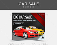 Car Sale Banners