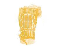Beer Coop Branding
