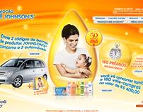JNJ - Promoção Bebê Johnsons