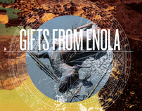 "Gifts From Enola ""Self-Titled"" LP/CD"