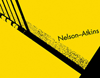 Nelson-Atkins Collage Poster
