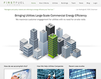 First Fuel | Website & Application Design