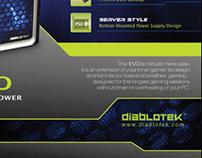 DIABLO TEK (advertisement)