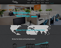 Cambridge Innovation Center | Website Design