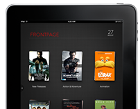 Simple Netflix ipad Refresh