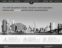 AIM | Website and Application Design