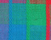 Plane weave design