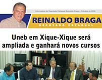 Informativo Dep. Reinaldo Braga