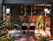 MIVIDA EMAAR Villa | Landscape Design