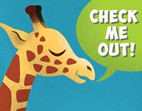 Pack-a-Giraffe