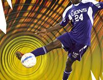 Soccer Player Photo Edit