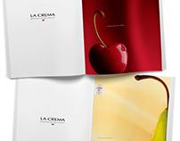 La Crema Campaign Branding