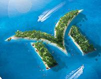 Montel - M island concept