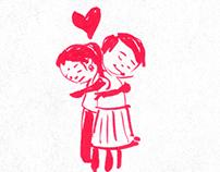 Amazon India valentine's day