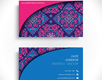 All Latest Visiting Card Designs | Byteknight Visiting
