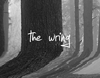 The Wring - CD Design & Art Direction