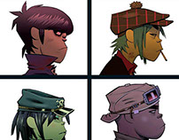 DARE - MUSIC VIDEO - GORILLAZ
