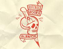 BASURA BLANCA // WHITE TRASH