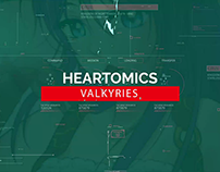 heartomics : valkyries