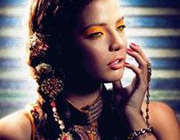 Ethnic Look!