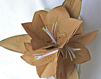 Gift Box Embellishement