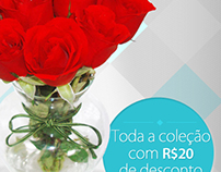 E-mail Marketing - Nova Flor