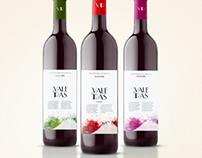 Branding, Packaging & Web for Vale de Trás