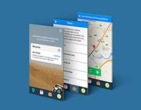 UI/UX Events app