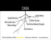 Exposición en Studio Banana 31 enero a 28 febrero.