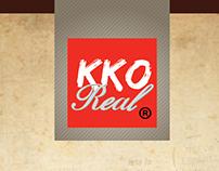 KKO Real: Key Visual Material Publicitario Corporativo
