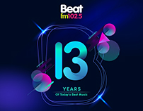 Beat FM 13 Years Of Today's Best Music