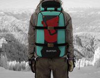 Burton Snowboard Bag Concept