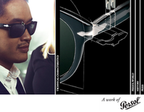 Website Redesign // Persol / Luxottica