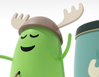 Dumb ways to die - toy art collection