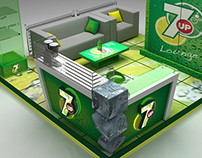 7up Booth