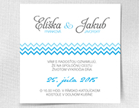 :: Wedding #2 (invitation cards)