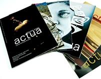 """ACTUA"" MAGAZINE, Câmara Municipal de Sines"