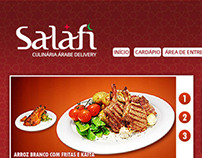 Salafi Arabic Culinary - In Development