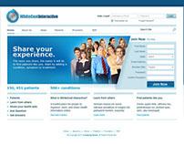 WhiteCoatInteractive - web design