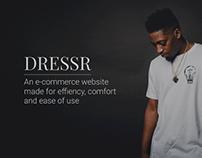 Dressr Online Clothing Store