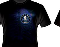 T-Shirt Design Brazilian jiu-jitsu studio