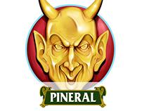 Ilustración logo Pineral
