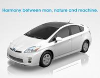 Prius Experience Microsite // Saatchi LA & Toyota