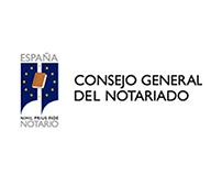 Site corporativo para el Consejo General del Notariado