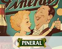 Afiches Vintage Pineral