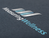 Measuring Wellness - logo design